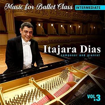 Music for Ballet Class - Intermediate, Vol. 3
