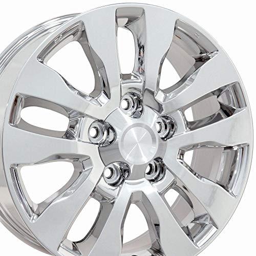 20x8 Wheels Fit Toyota, Lexus Truck