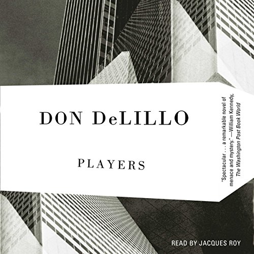 Players audiobook cover art