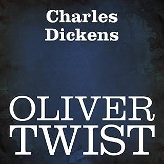 Oliver Twist copertina