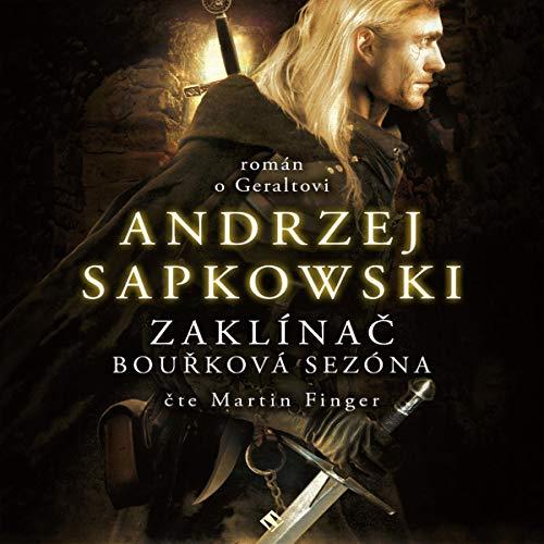Zaklínač - Bouřková sezóna cover art