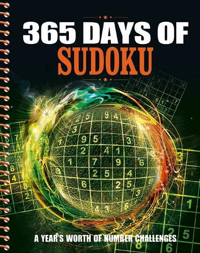 365 Days of Sudoku (A Puzzle A Day Holographic)