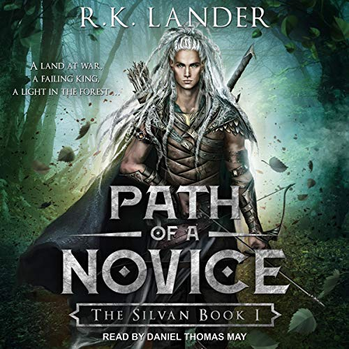 Page de couverture de Path of a Novice