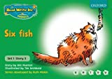 Read Write Inc. Phonics: Green Set 1 Storybooks: Six Fish