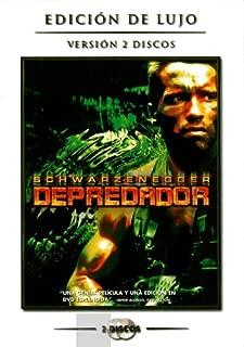 Predator Depredador: Edicion Especial de 2 Discos  NON-USA FORMAT, PAL, Reg.2 Spain