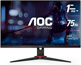 "AOC 23.8"" 24G2E5 IPS 1ms 75Hz FreeSync Gaming Monitor"