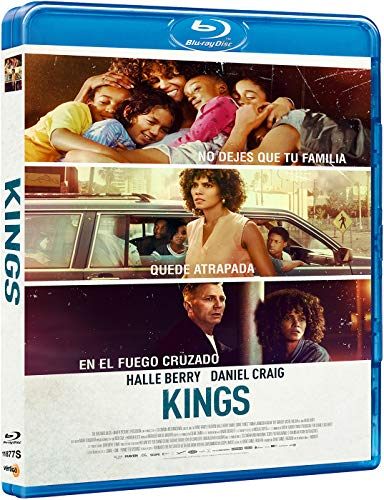 Kings (+ BD) [Blu-ray]