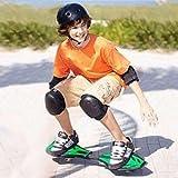 Apolyne ig103240Skateboard, Unisexe Adulte Multicolore, Taille Unique