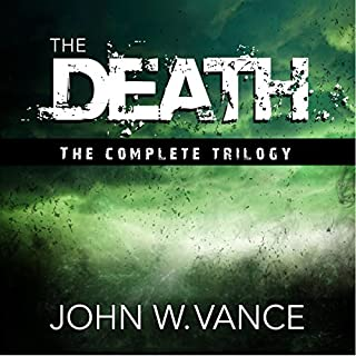 The Death: The Complete Trilogy audiobook cover art