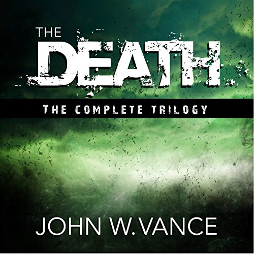 The Death: The Complete Trilogy cover art
