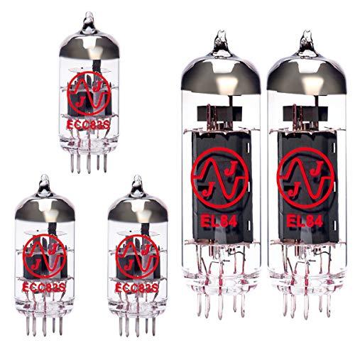 Replacement Valve Kit for Hayden Mofo 15 watt (2 x ECC83 1 x Balanced ECC83 2 x EL84)
