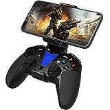 DarkWalker Wireless Bluetooth Mando, Mobile Controller para iOS 13 o posterior Compatible con juegos Compatibles con MFI - Android 10 Cloud Gaming Support Xcloud Stadia Shadow - PS4