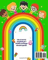 Libro operativo per bambini con disturbi dello spettro autistico: Schede di attività ludico-didattiche colorate - Autismo giochi - Libro per bambini autistici #1