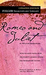 Romeo and Juliet by William Shakespeare, Paul Werstine (Editor), Barbara A. Mowat