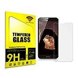 cogac ACTECOM® Cristal Templado Protector Pantalla 9H 2.5D para Huawei G8 GX8 con Caja