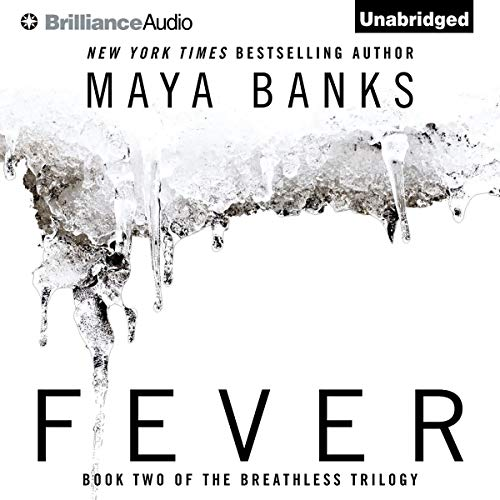 Fever: The Breathless Trilogy, Book 2 audiobook cover art