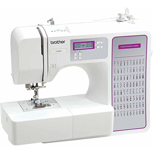 Brother Sewing Computerized Sewing Machine 80