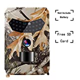 SUGERYY [2019 Upgraded Trail Cam Game Camera for Hunting Wildlife Tracking,12MP Hunting Trail