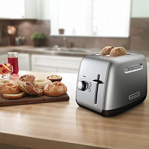 discount Kitchenaid RKMT2115CU 2-Slice popular Toaster 2021 with Manual High-Lift Lever. (Refurbished) online