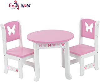 Emily Rose 18 Inch Doll Furniture for American Girl Dolls | Lovely 18