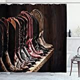 Various Cowgirl Boots