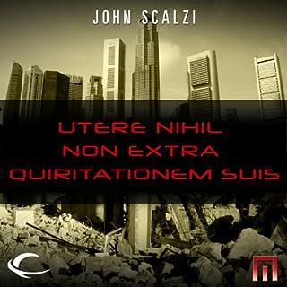 Utere Nihil Non Extra Quiritationem Suis cover art