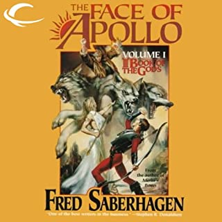 The Face of Apollo audiobook cover art