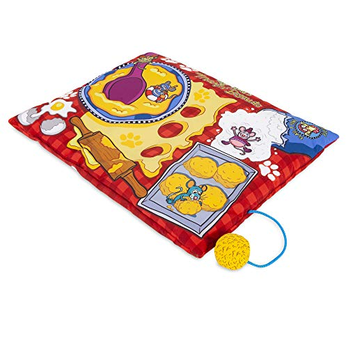 Fat Cat Big Mama's Makin' Biscuits Boogie Mat, Multi (32330)