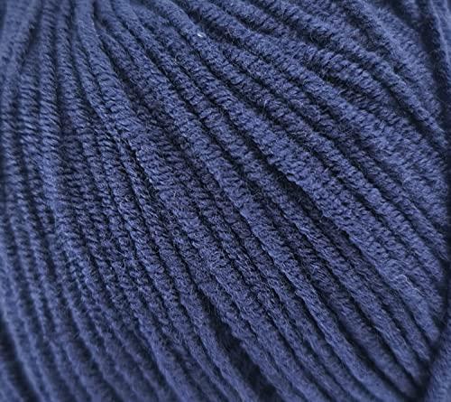 ggh Malibu   mezcla de algodón   longitud aprox. 135 m / 50 g   grosor de aguja 3,5 – 4,5   lana...