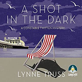 A Shot in the Dark audiobook cover art