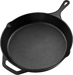 5 Best Cast Iron Skillets for Camping 3