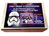 HYTECHTOYZ First Order Helmet Voice Changer System - Sound Like A Stormtrooper