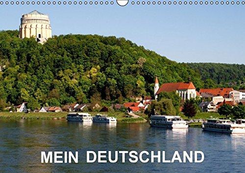 MEIN DEUTSCHLAND (Wandkalender 2016 DIN A3 quer): Eine Reise durch Deutschland (Monatskalender, 14 Seiten ) (CALVENDO Orte)
