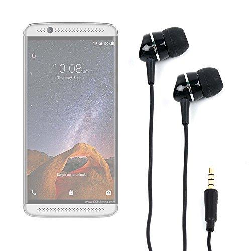 DURAGADGET Auriculares para Móvil ZTE Axon 7 Mini | Sonata 3 | Warp | Zmax Pro - ¡con La Mejor Calidad De Sonido!