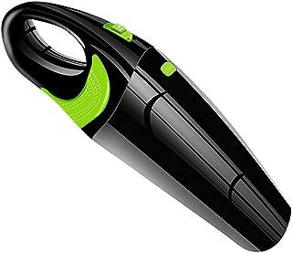 NOBLJX Aspirador de Mano portátil Aspirador portátil Recargable inalámbrico Hoover de Alta Potencia Potente succión para el hogar del automóvil Mascotas Peluquería para el Cabello