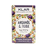 Klar's festes Shampoo Argan&Feige 100g