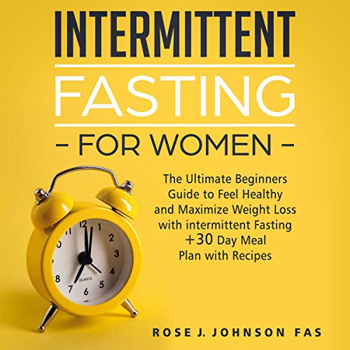 Intermittent Fasting for Women  By  cover art