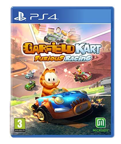 Jogo Garfield Kart Furious Racing PS4