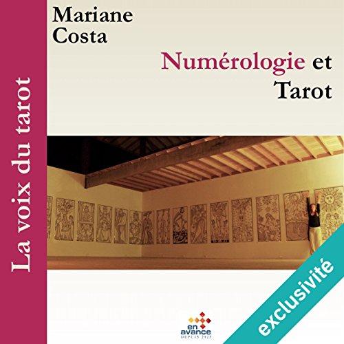 Couverture de Numérologie et tarot (La voix du tarot 2)