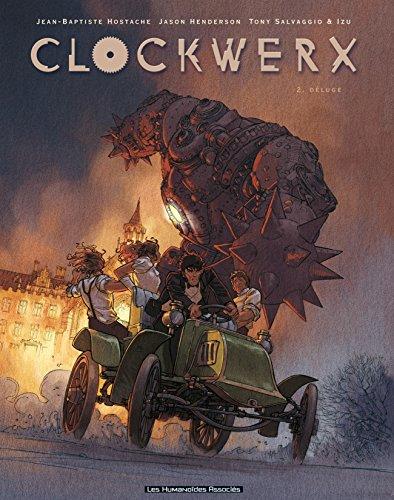 Clockwerx Vol. 2: Déluge