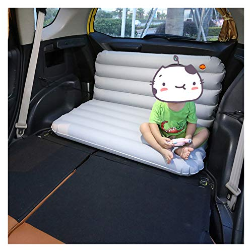 Jinan Inflatable Car Mattress Portable Outdoor Travel Camping Air Bed Foldable Child Trunk Mat Car Bed