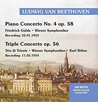 Beethoven: Piano Concertos, Opp. 56 & 58 (Live)