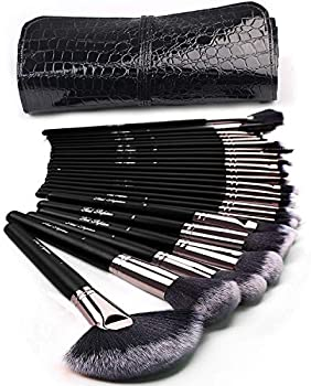24-Piece Real Perfection Makeup Brushes Set with Bag