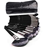 Makeup Brushes 24pcs Makeup Brushes Set Kabuki Foundation Blending...