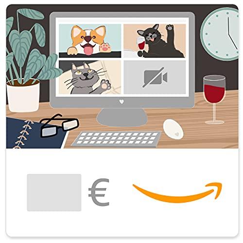Digitaler Amazon.de Gutschein (Video Chat)