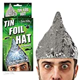 TIN FOIL HAT for Humans Gag Gift Archle McPhee - by Kodak Home Solutions