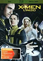 X-Men - L'Inizio (Dvd+Blu-Ray+Digital Copy) [Italian Edition]