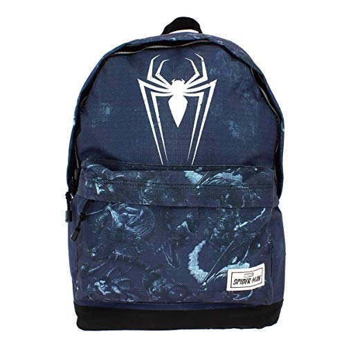Spiderman KM-38321 2018 Mochila Infantil, 40 cm, Multicolor