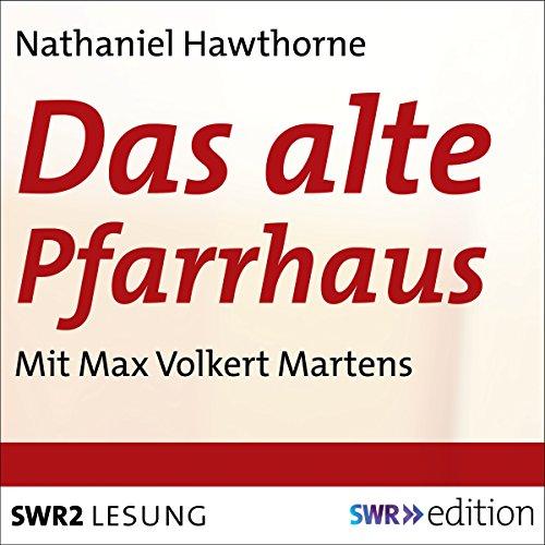 Das alte Pfarrhaus audiobook cover art