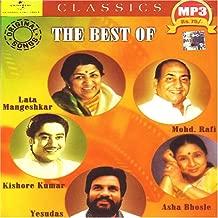 The best of lata mangeshkar-mohd.rafi-kishore kumar-asha bhosle-yeshudas indian/hindi/collection /film hits/rafi/kishor kumar/lata/asha bhosle